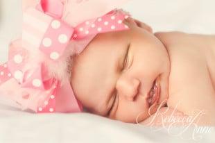baby, baby girl, girl, pink, photo, newborn